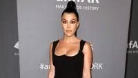 Kourtney Kardashian Says She Is 'Proud' of Her Body After Shutting Down Pregnancy Rumors
