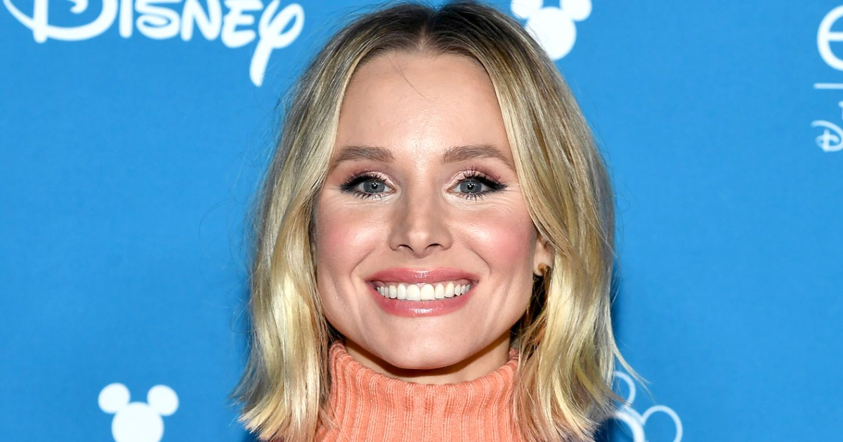 Kristen Bell's Daughter Delta 'Doesn't Wear Diapers During the Day'