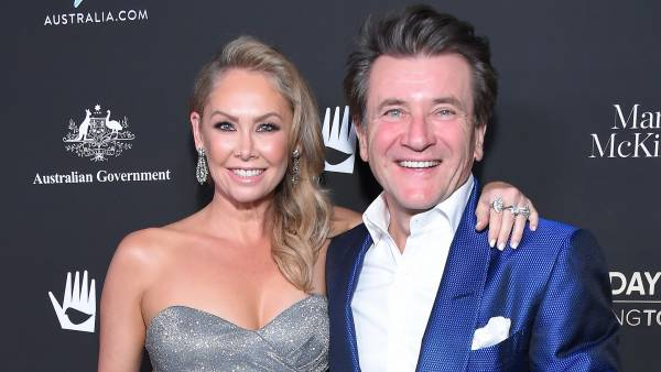 Kym Johnson Reveals She Would 'Love to Have More' Kids With Robert Herjavec