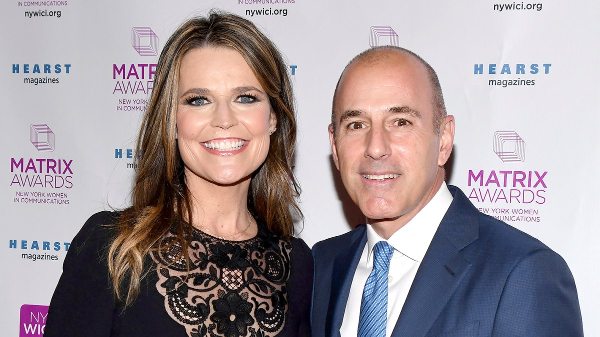 Matt Lauer And Savannah Guthrie S Feud Is Pretty Bad