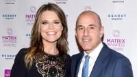 Matt Lauer and Savannah Guthrie Friendship Has Changed Since Sexual Misconduct Scandal