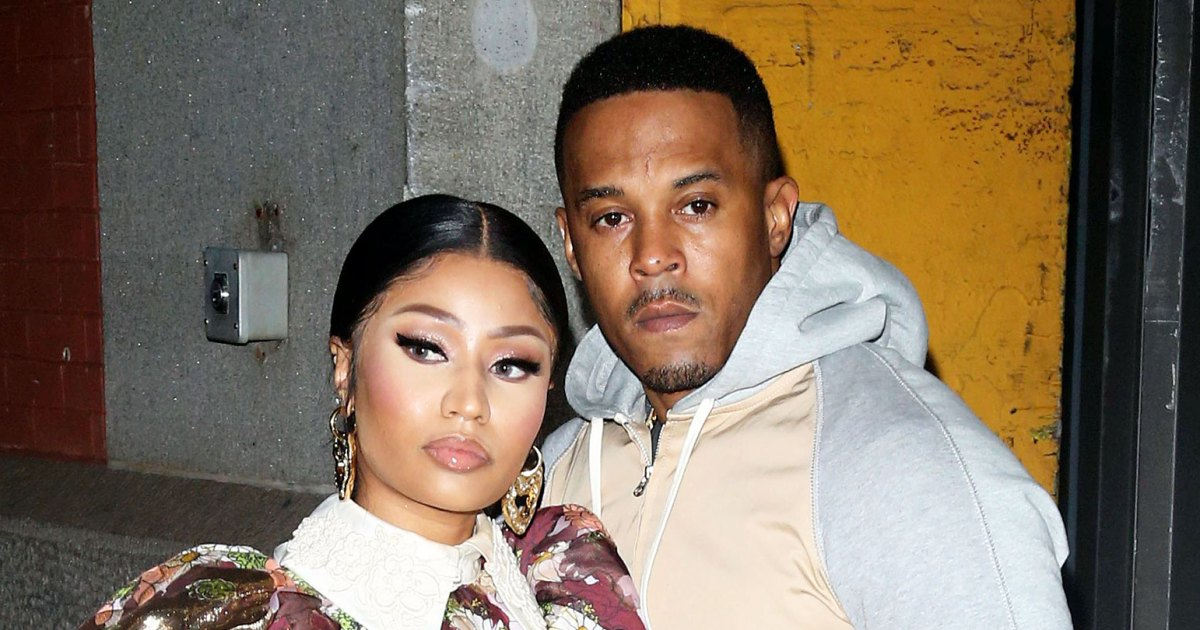 Nicki Minaj Hints She's Pregnant With Her, Kenneth Petty's 1st Child