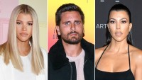 Sofia Richie Addressed 16-Year Age Difference with Scott Disick, Relationship With Kourtney Kardashian Before Split