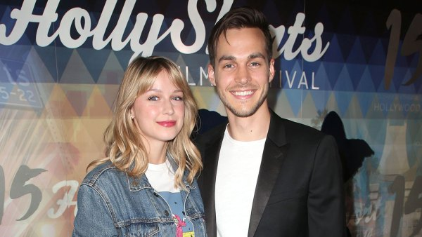 Supergirl Melissa Benoist Gives Birth Welcomes 1st Child With Husband Chris Wood