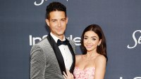 Wells Adams Reveals Wedding to Sarah Hyland Will Include a Taco Truck