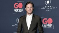 Armie Hammer Ruled by Chaos Go Gala White Shoes
