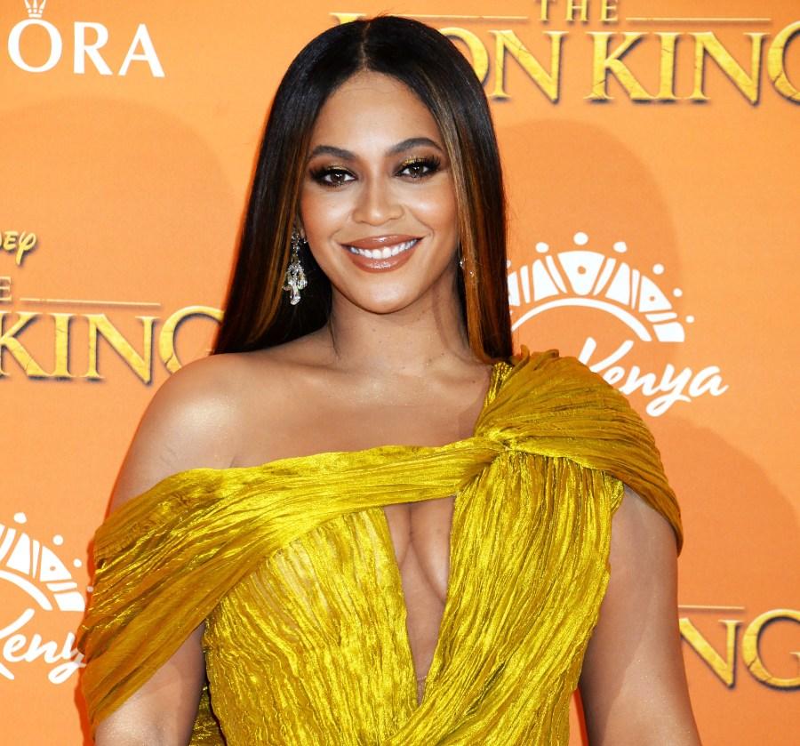 Beyonce Receives Humanitarian Award at BET Awards 2020