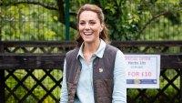 Duchess Kate Catherine Duchess of Cambridge Makes 1st Solo Public Engagement Since Quarantine