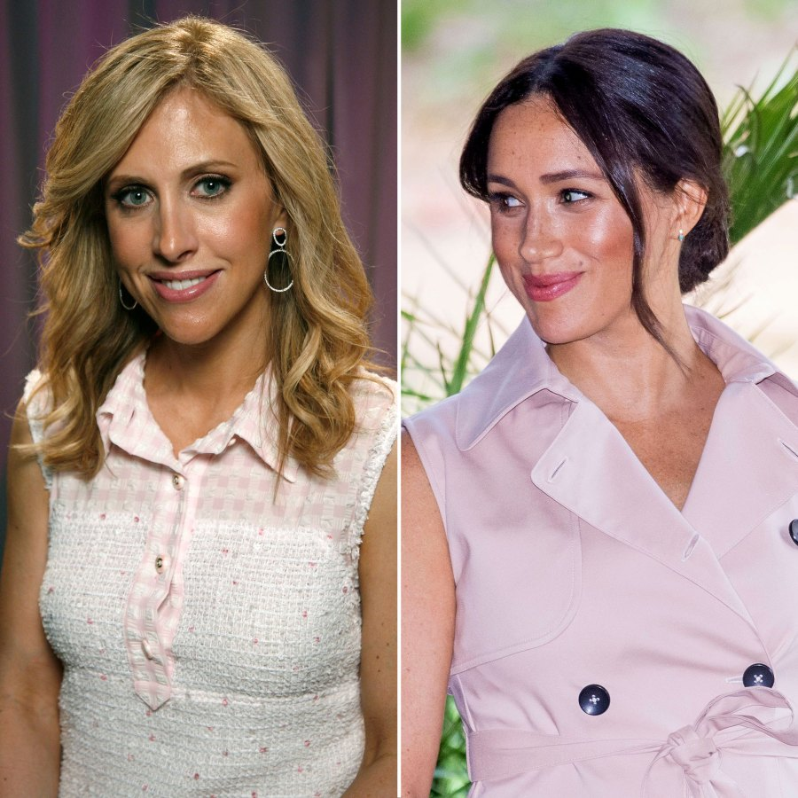 Emily Giffin Apologizes For Her 'Mean' Meghan Markle