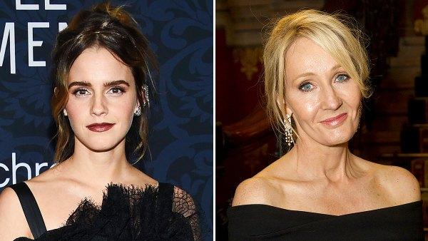 Emma Watson Speaks Out After J.K. Rowlings Anti-Trans Tweets 1