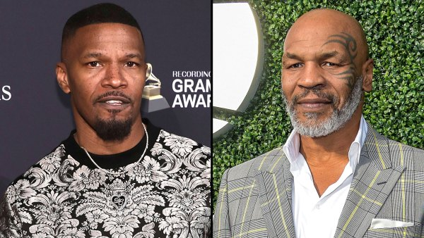 Jamie Foxx Shows Off His Ripped Physique He Bulks Up Play Mike Tyson