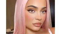 Kylie Jenner's Pink Hair Is Hot Girl Summer #Goals