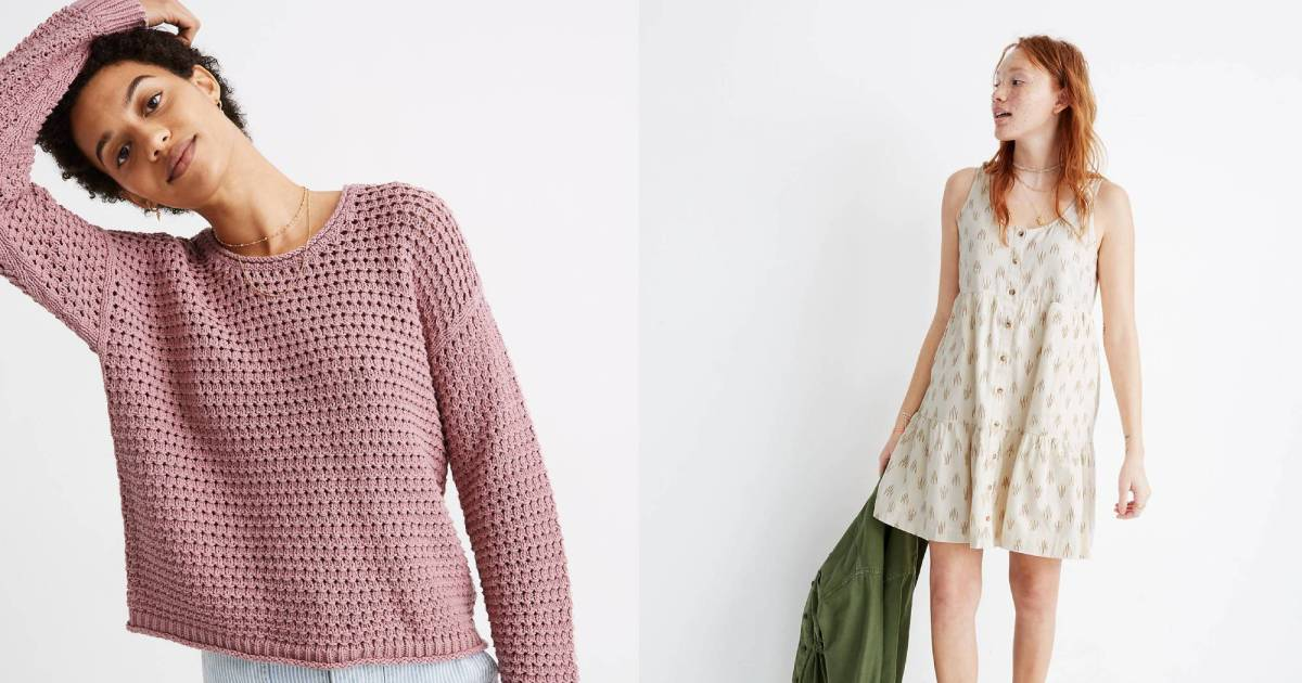 Score an Extra 40% Off Madewell's Bestselling Items Right Now
