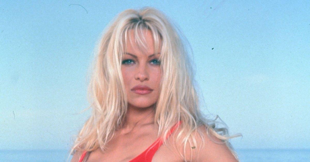Pamela Anderson Admits She Still Wears Her 'Baywatch' Swimsuit