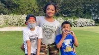 Phaedra Parks Hasn't Introduced Her 2 Kids to Boyfriend Medina Islam 2