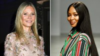 Gwyneth Paltrow Naomi Campbell Stars Going Grocery Shopping