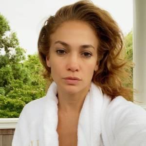 Stars Without Makeup Jennifer Lopez