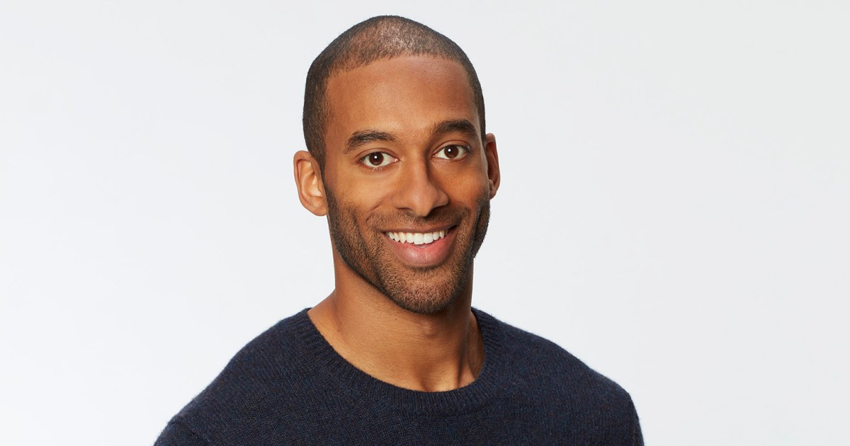 The Bachelor' Names Matt James as 1st Black Male Lead - CelebsYou