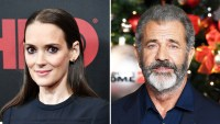 Winona Ryder Accuses Mel Gibson of Making Anti-Semitic and Homophobic Comments in the Past