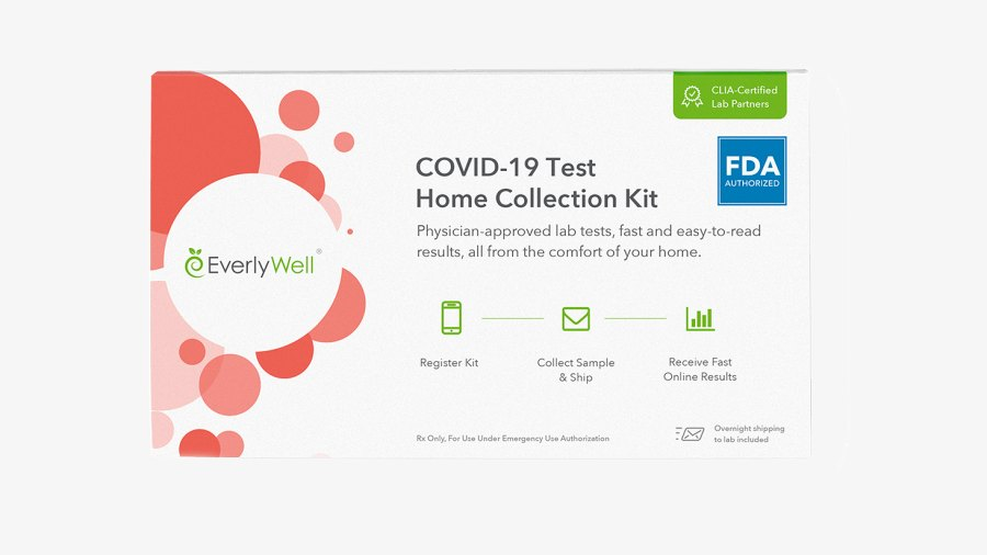 COVID-19 Test Home Collection Kit