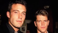 Ben Affleck Matt Damon School Together