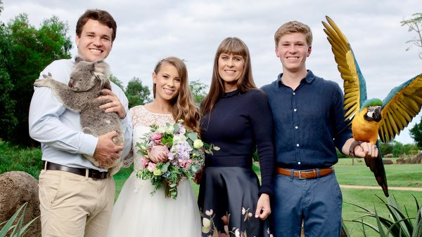 Bindi Irwin Talks Quarantine Wedding Animal Planet Special