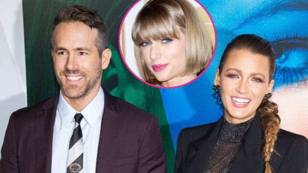 Taylor Swift Announced Blake Lively Ryan Reynolds Daughter Name With Song Betty