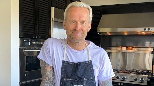 Bob Harper Shares His Recipe Easy Chicken Taco Salad