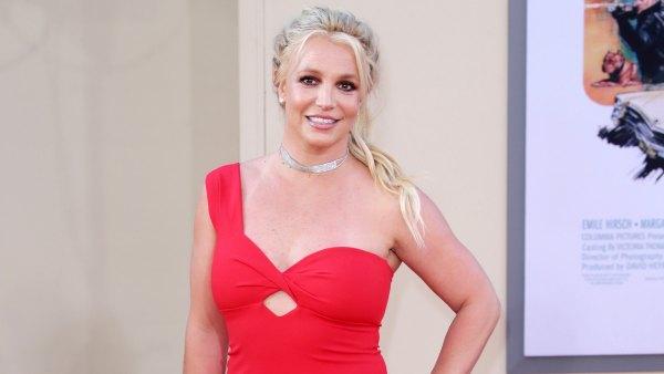 Britney Spears Sends a Message to Social Media Trolls