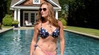 Brooke Shields I Work My Ass Off for My Bikini Body
