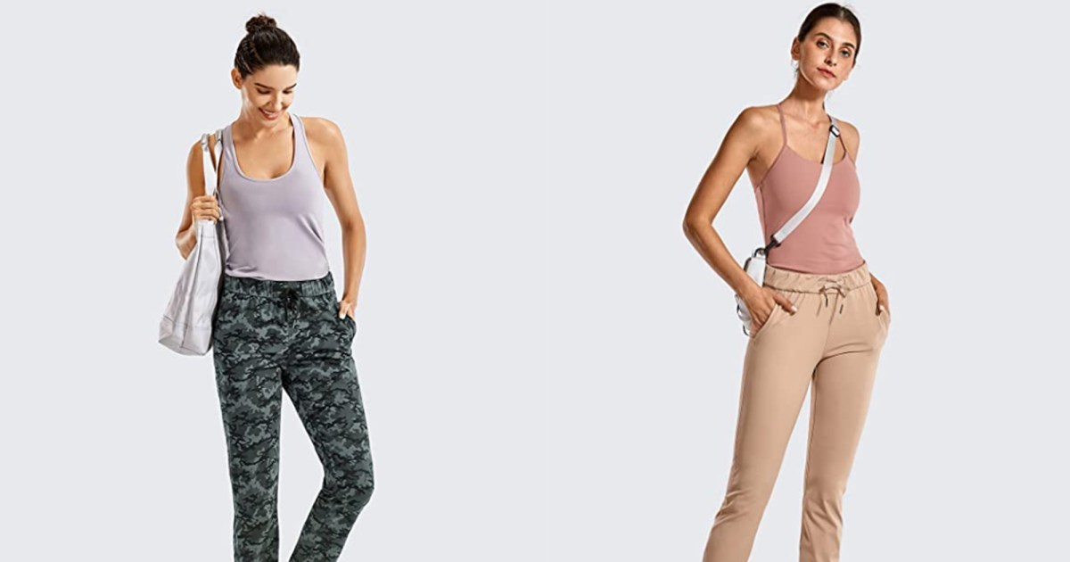 These Comfy Lounge Pants Are Lululemon-Quality but Totally Affordable