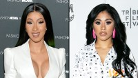Cardi B Speaks Out After Being Slammed for Using Racial Slur to Describe Sister Hennessy Carolina