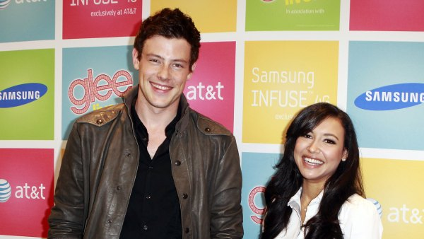 Cory Monteith Once Surprised Naya Rivera on Her Birthday in Vegas