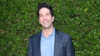 David Schwimmer Shares Excitement for Upcoming Friends Reunion