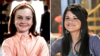 Disney Stars Through the Years Lindsay Lohan Selena Gomez