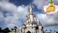 DisneyLand Disney Recipes Apple pie