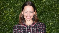 Emilia Clarke Pens Open Letter to Healthcare Workers Who Saved Her Life After Her Brain Aneurysm