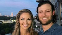 Gerrit Cole and Amy Crawford Baby Born Caden Yankees Pitcher Instagram