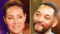 Jada Pinkett Smith and Will Smith Detail Past Split and Joke Bad Marriage for Life
