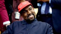 Kanye West Forbes Interview Revelations MAGA hat
