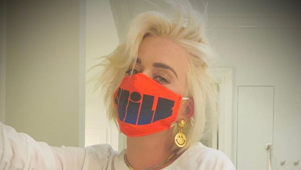Katy Perry facemask