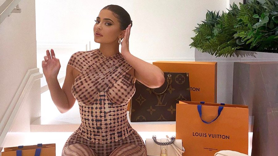 Kylie Jenner Partners With Social Stance for Equal Justice Initiative