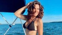 Luann de Lesseps Bikini Body Instagram