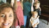 Michelle Duggar Switches to Grandma Mode While With 17 Grandchildren