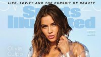 Olivia Culpo's Boyfriend Told Her She Booked the 'SI' Cover in the Cutest Way