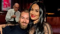 Pregnant Nikki Bella Says Son Is Dancing Like His Daddy Artem Chigvintsev in the Womb