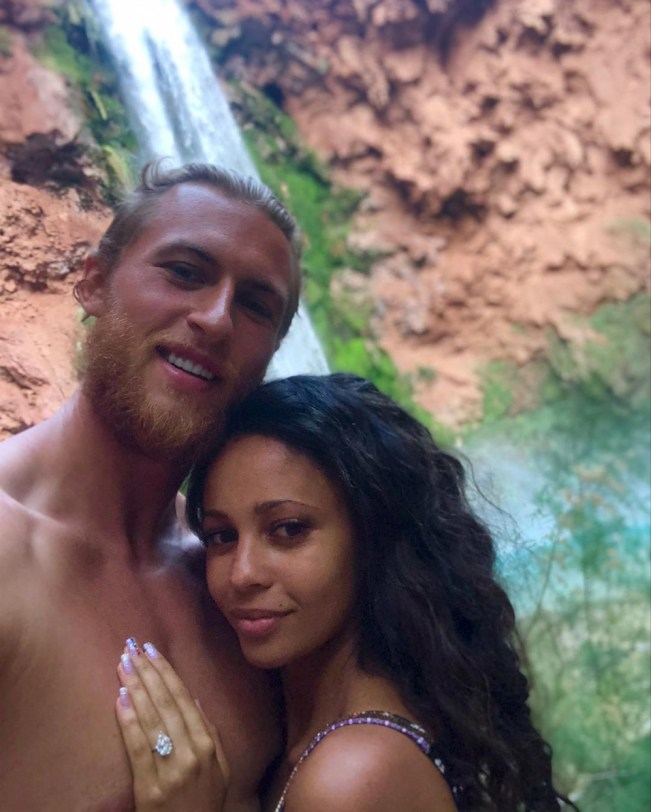 Pregnant Vanessa Morgan Michael Kopech Split After 5 Months Marriage