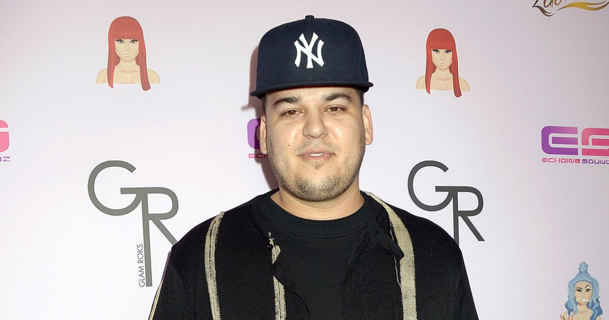 Rob Kardashian Says He's 'Thankful Every Day' for Daughter Dream 1