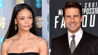 Thandie Newton Scared of Costar Tom Cruise On Set
