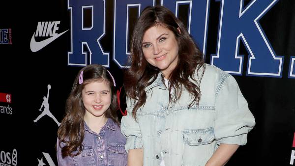 Tiffani Thiessen Says She's Made About 100 Banana Breads With Daughter Harper in Quarantine